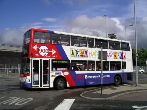 Birmingham- Bus